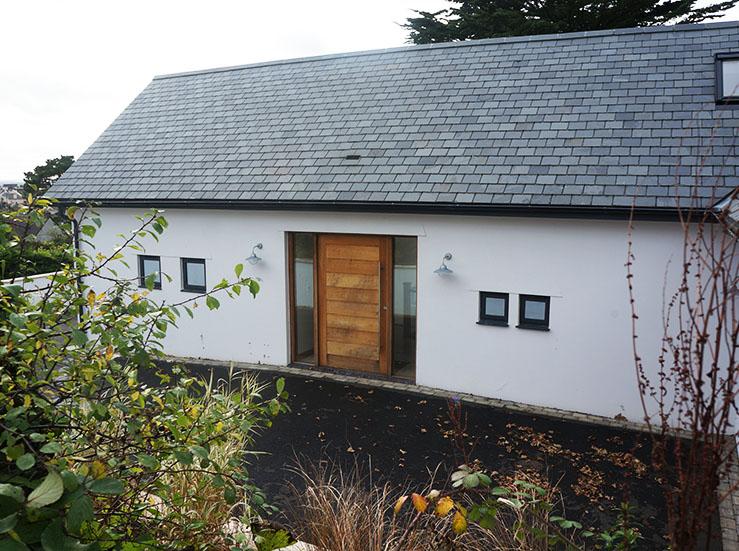 Bude Eco Houses